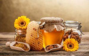 beneficii miere
